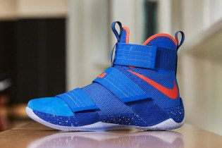 Nike Zoom LeBron Soldier 10 Comes in Two New PE Colorways