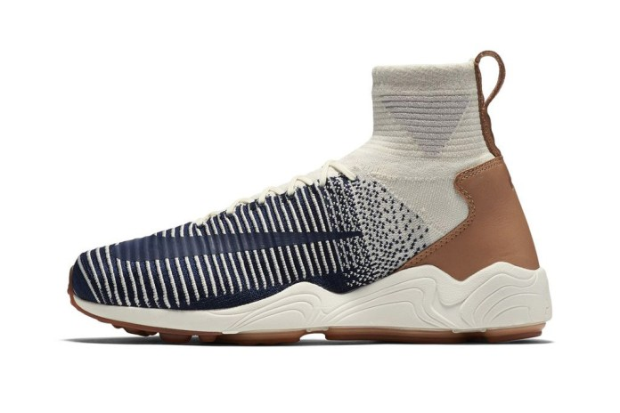 """Nike's Zoom Mercurial Flyknit Continues Its Run Into 2017 With Upcoming """"Sail"""" Colorway"""