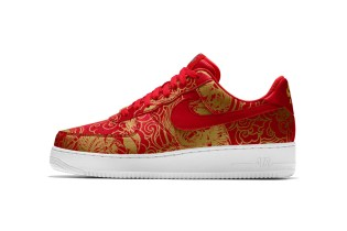 NIKEiD Celebrates the Chinese New Year With Its Latest Air Force 1 Option