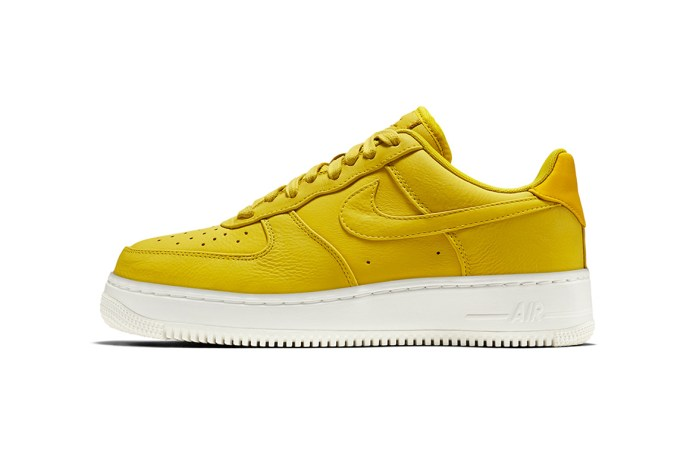 "NikeLab Covers the Air Force 1 Low In ""Citron"""