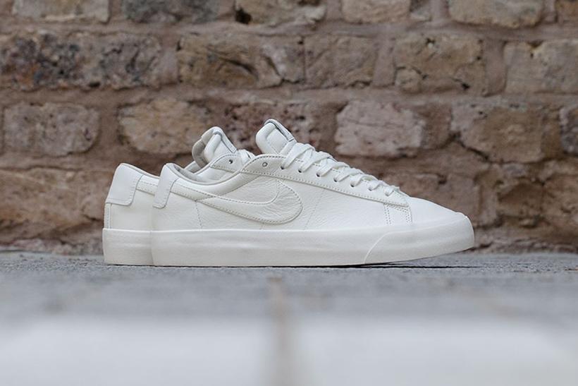 NikeLab Blazer Studio Low White - 1827081