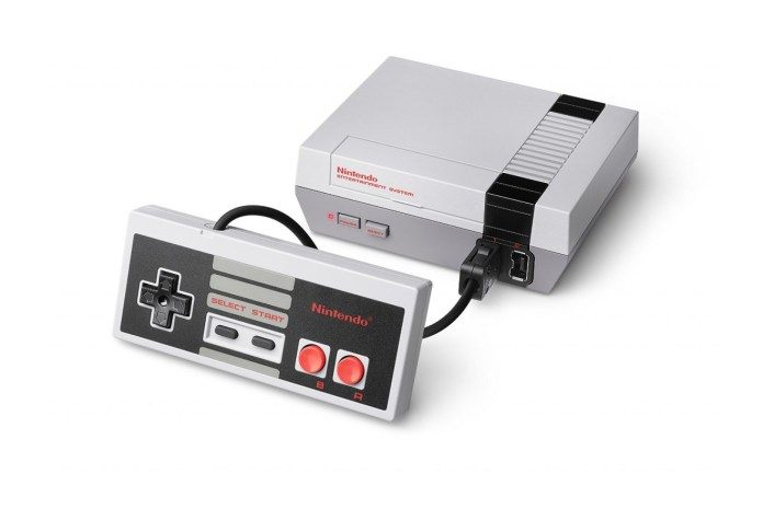 The Nintendo NES Classic Edition Has Begun Restocking on Shelves Once Again