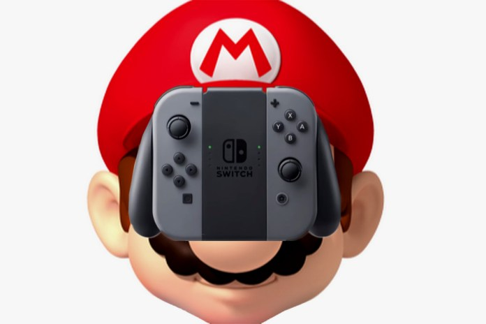Could There Be a Nintendo Switch VR Headset in the Works?