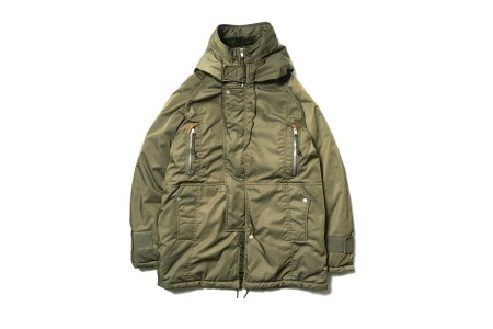 "nonnative Releases Its 2016 Fall/Winter ""DICOROS Solo"" Outerwear"