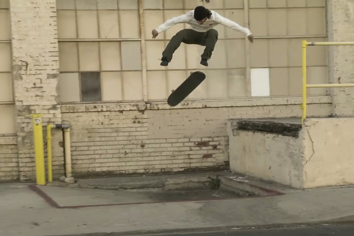 Numbers Releases First Skateboarding Video to Celebrate Nike SB Collaboration