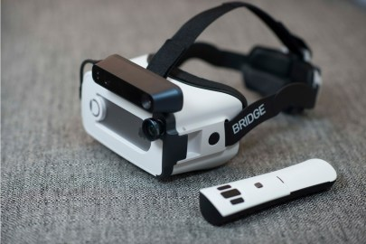 Occipital Has Figured Out How to 'Bridge' Mixed VR and Actual Reality