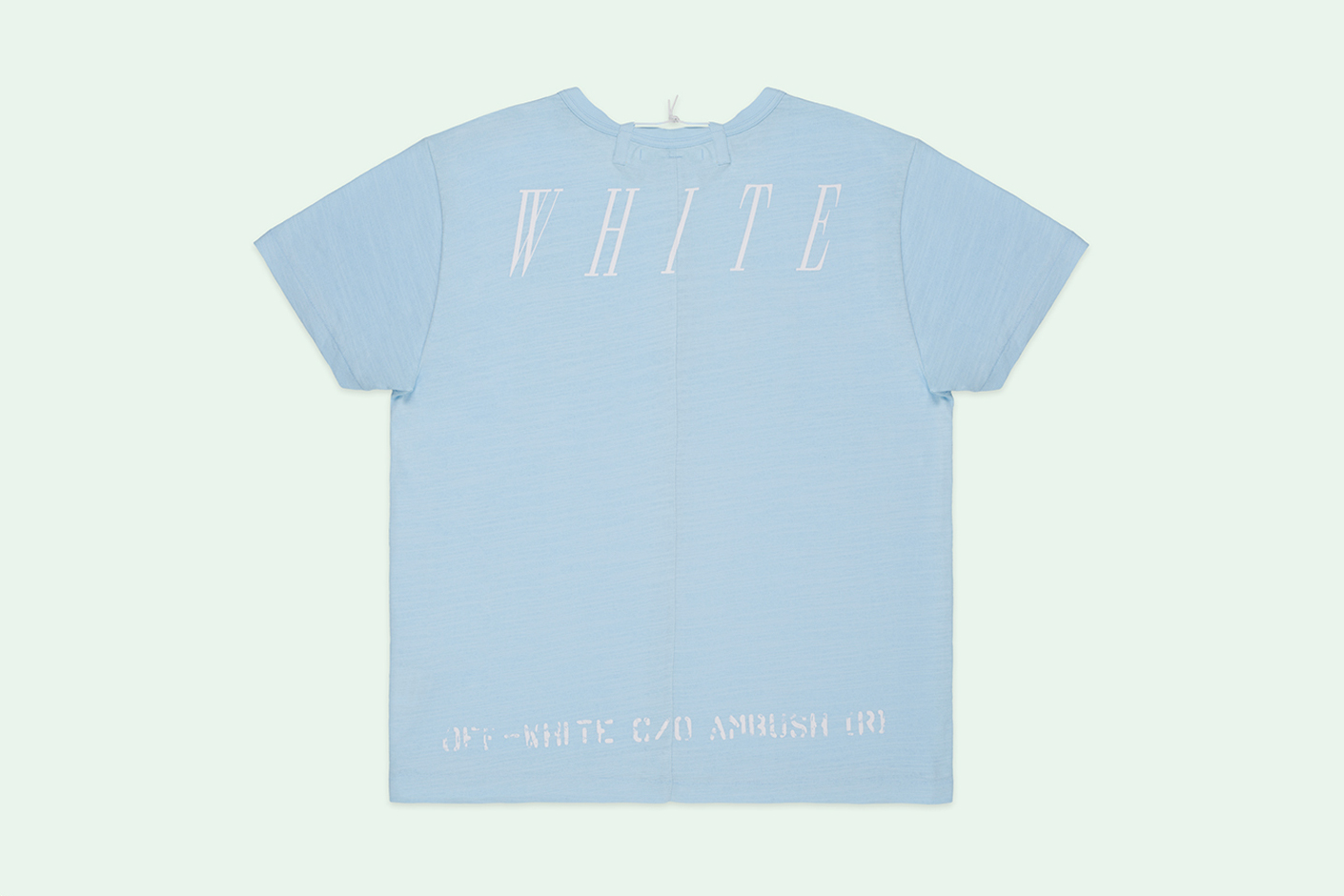 AMBUSH x OFF-WHITE Pendant T-Shirt
