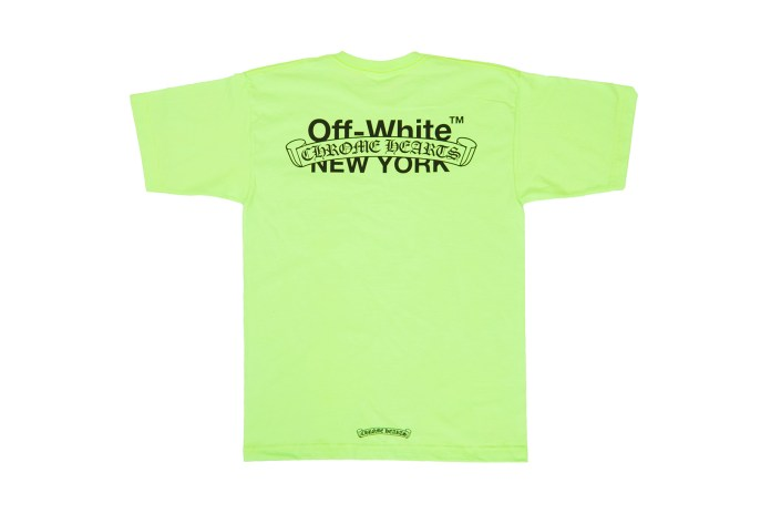 Off white hypebeast for High end white t shirts
