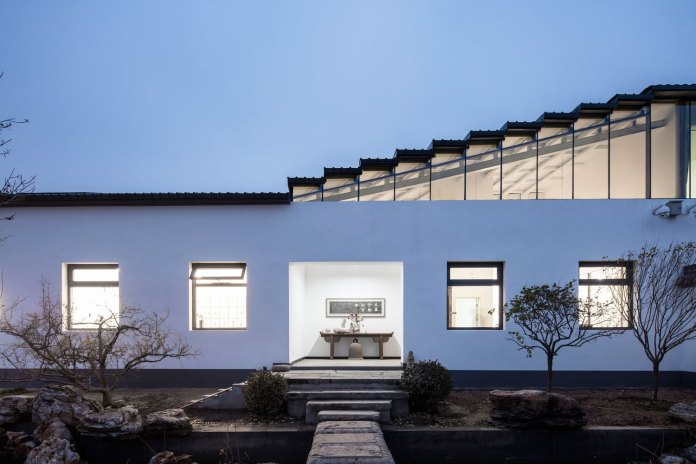 Architecture Firm OfficeProject Turned a Beijing Factory Into a Stunning Home and Creative Sanctuary