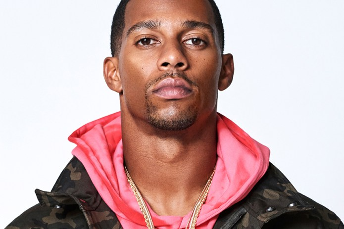 Victor Cruz Sits Down to Talk Shopping Trips, Music Picks and His Jump Shot