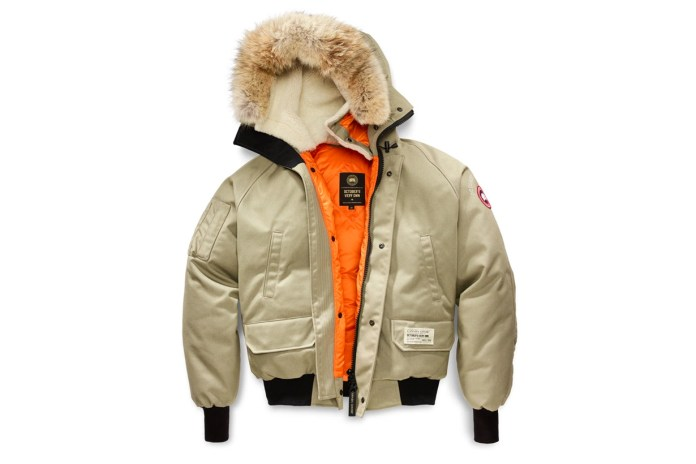October's Very Own and Canada Goose Release Special Edition Chilliwack Bombers