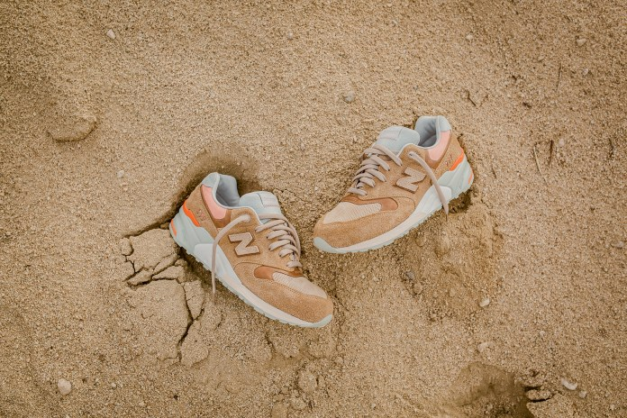 Packer Shoes Unveils Its Camel-Inspired New Balance 999