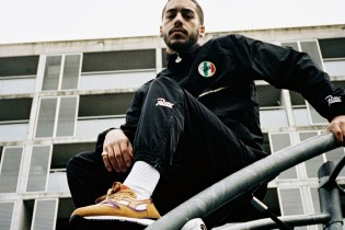 The Latest Diadora x Patta Collaboration Sees a Special Edition V7000 Silhouette and a '90s Tracksuit