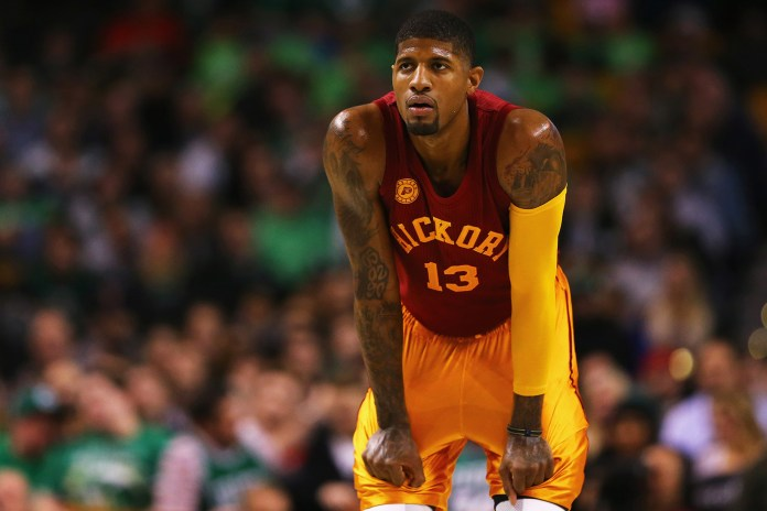 Pacers' Paul George Next in Line to Receive a Signature Shoe With Nike