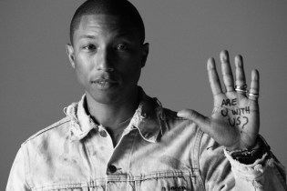 "Pharrell Reveals Who ""Happy"" Was Originally Meant for & Discusses New N.E.R.D. Album"
