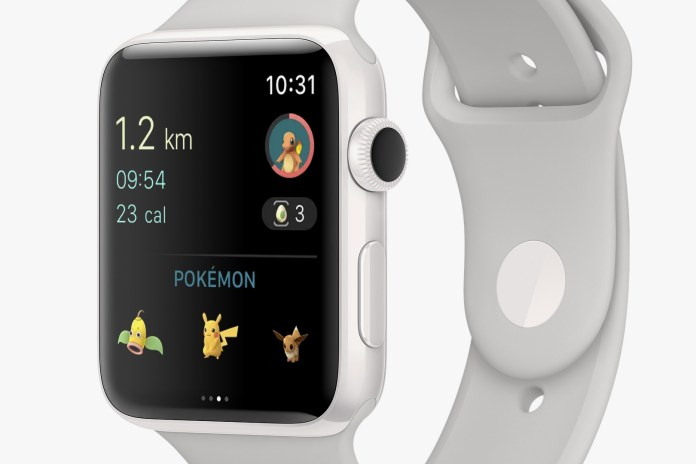 'Pokémon GO' Drops Apple Watch App For the Holidays