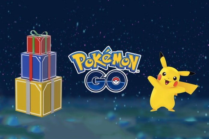 'Pokémon GO' Is Set to Roll out Some Christmas Day Specials
