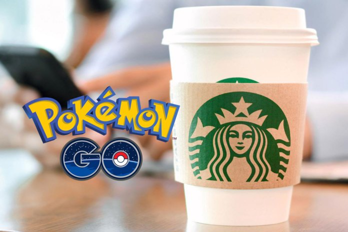 A 'Pokémon Go' and Starbucks Cross-Promotion Leak Reveals Some Exciting Things Ahead