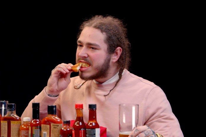 Post Malone Not Afraid of the Saucin' While Talking Video Games, Bieber and Kanye West