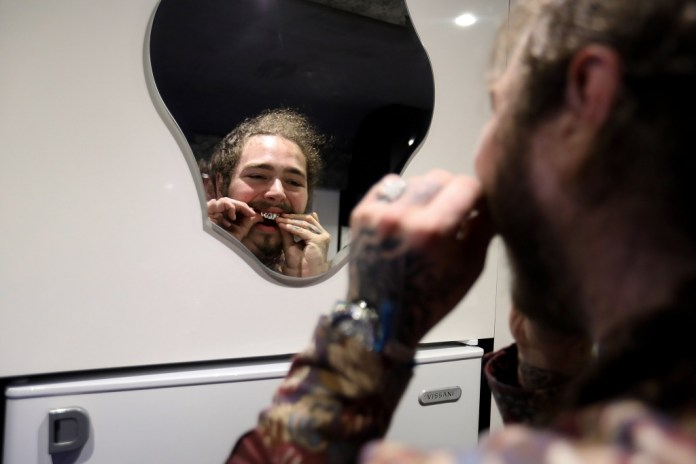 "Post Malone Opens Up About ""Trolling The World"" & Kanye West"