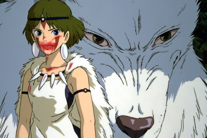 Studio Ghibli's 'Princess Mononoke' Returns to Theaters for Its 20th Anniversary