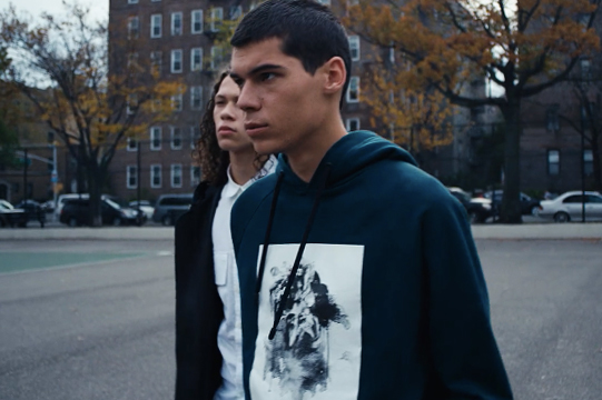 "Public School Highlights Its Pre-Spring Collection In ""Fugazys"" Video"