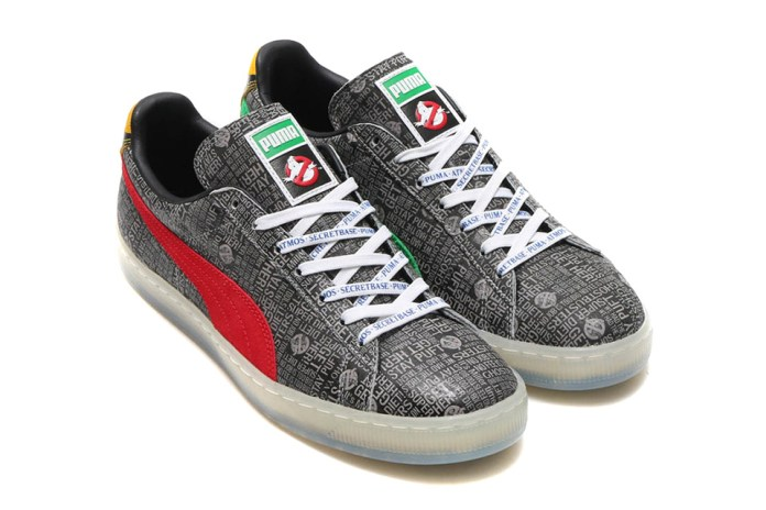 PUMA Teams up With Japanese Giants atmos and Secret Base for Ghostbusters Pack