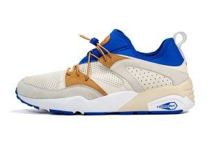 """PUMA and Sneakers76 Release """"The Legend of the Dolphin"""" Blaze of Glory"""