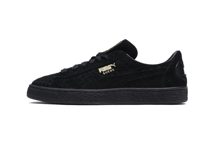 PUMA Suede Gets a Batman-Inspired Makeover