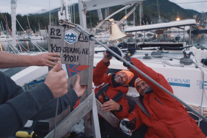 Watch as Three Paralyzed Men Overcome Everything in Historic Race to Alaska