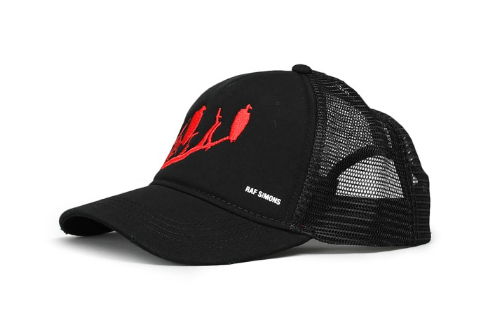 This Raf Simons Drop Brings Back the Trucker Hat