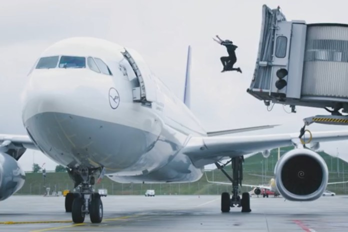 Jason Paul's New Red Bull Video Show Just How Handy Parkour Can Be in an Airport