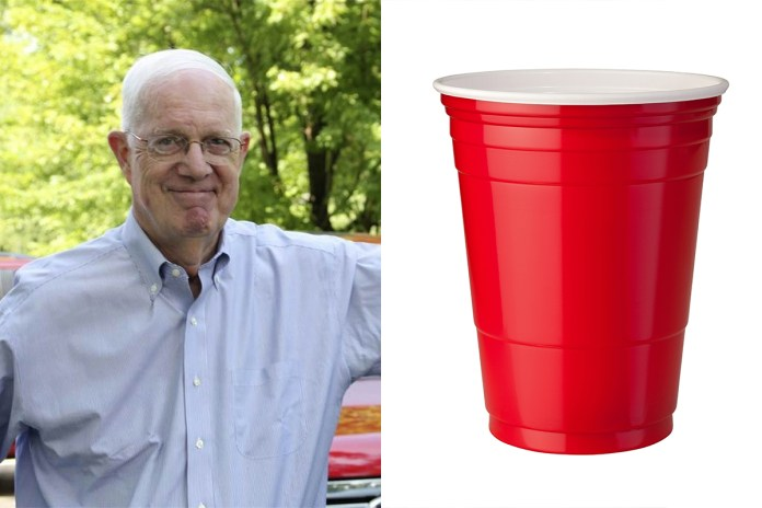 Red Solo Cup Inventor Dies at 84