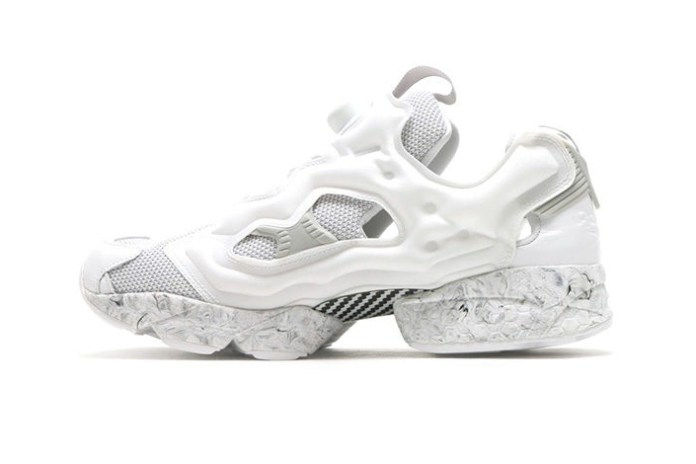 Reebok Insta Pump Fury Receives the Marbled Sole Treatment