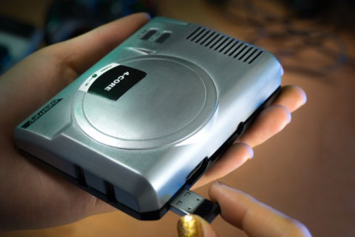 A Gamer's Dream Come True: This Little Console Is Basically 28 Retro Systems in One