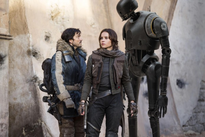 Director of 'Rogue One: A Star Wars Story' Says Movie Originally Had a Very Different Ending