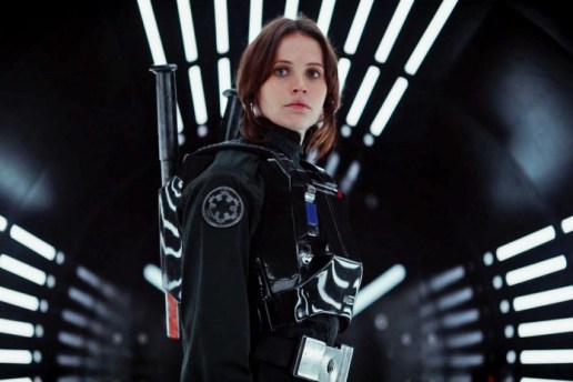 Meet the Badass Ladies of 'Rogue One: A Star Wars Story'