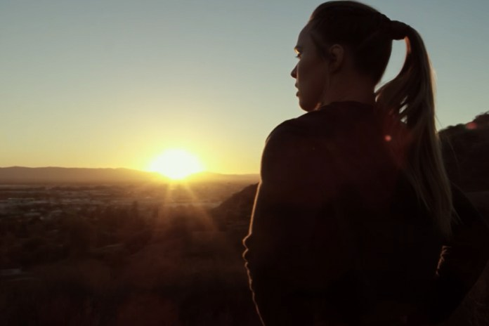 Ronda Rousey's 'Rocky'-Styled Montage Proves She's Ready to Reclaim Her Title