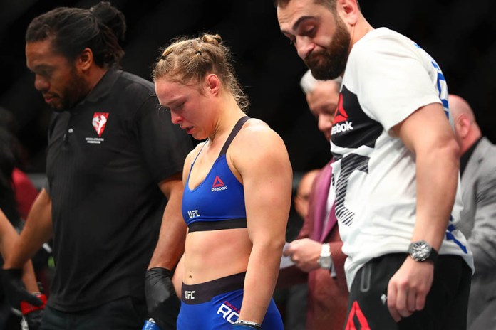 Ronda Rousey Speaks out for the First Time After Devastating UFC 207 Loss