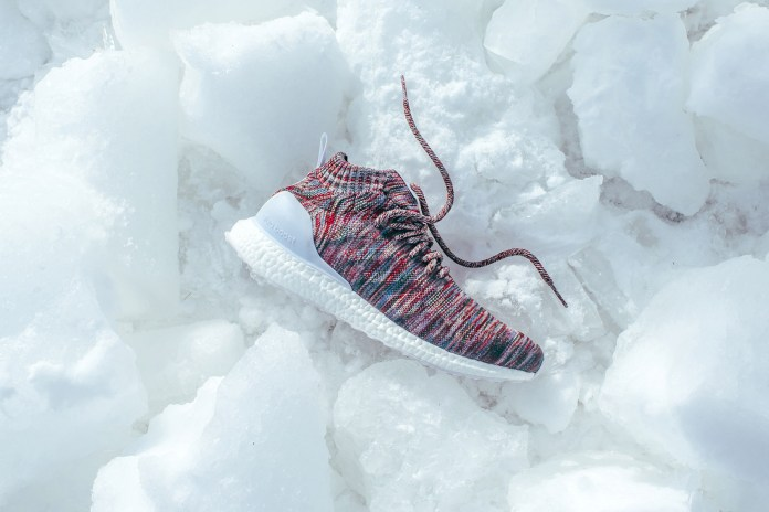 Ronnie Fieg Unveils the Kith x adidas Consortium UltraBOOST Mid and Response Trail BOOST