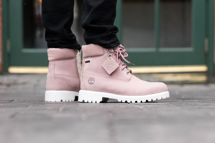 "Ronnie Fieg Blesses ""Friends & Family"" With Special Premium Timberland Boot"