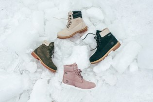 Ronnie Fieg Reunites With Timberland to Unleash a Trio of Collaborative Silhouettes