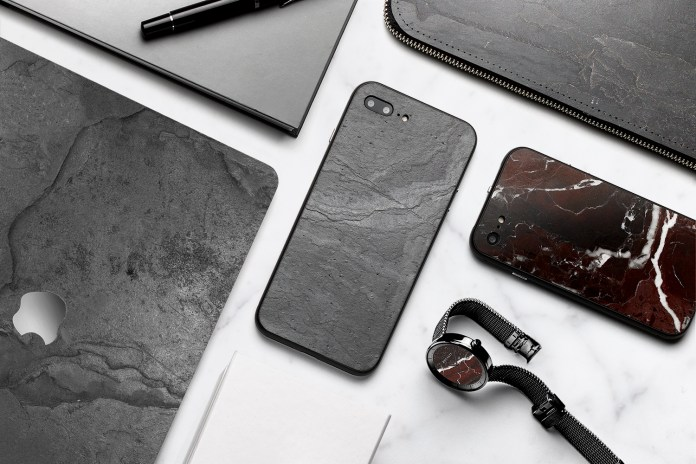 ROXXLYN Protects Your Tech With Cases Crafted From Marble, Slate and Quartzite