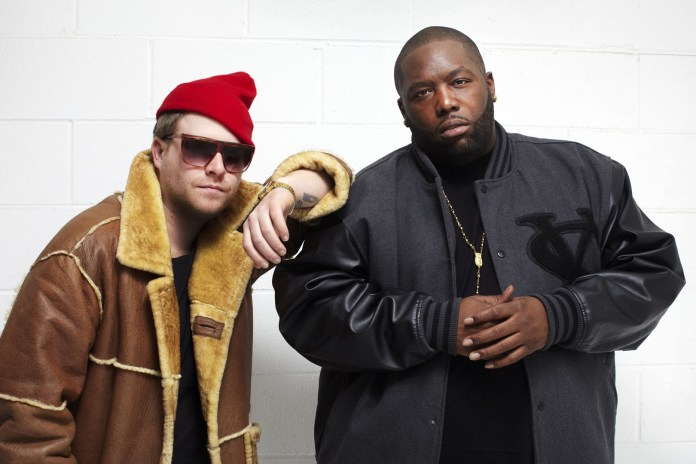 Run The Jewels Tease Forthcoming Album With Glitchy Video Trailer