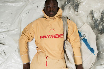 A-COLD-WALL* Founder Samuel Ross Unveils New Polythene Optics Label