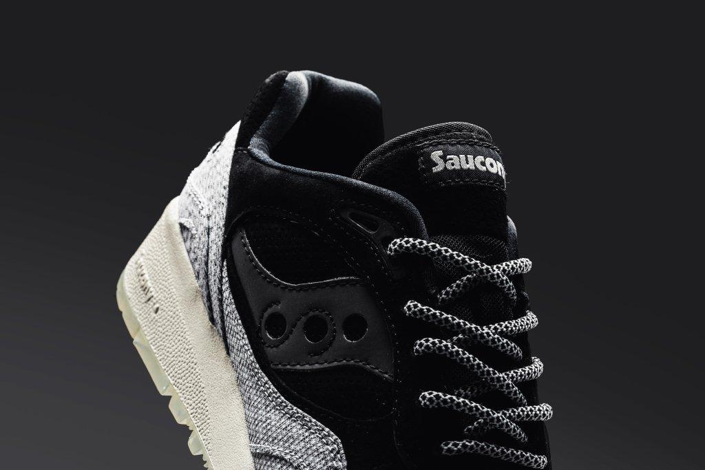 Saucony Shadow 6000 Dirty Snow