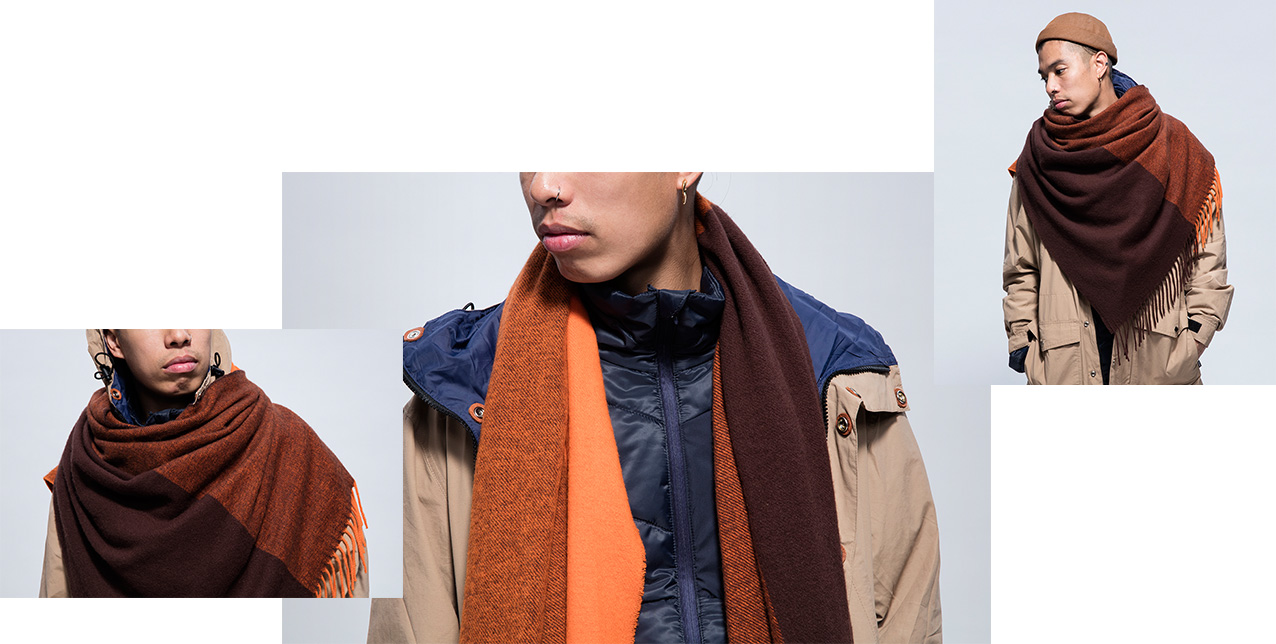 6 Ways to Wear A Scarf This Winter
