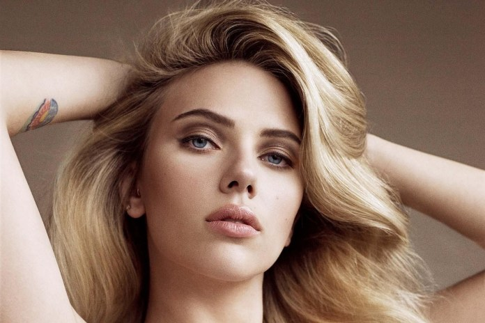 The Highest Grossing Actor of 2016 Is the Beautiful Scarlett Johansson