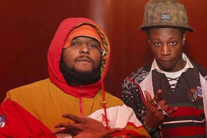 Watch ScHoolboy Q and Joey Bada$$ Square off in Trampoline Dodgeball