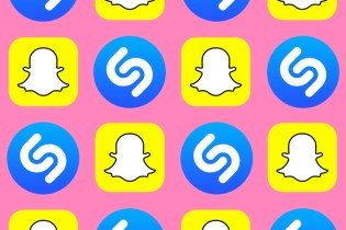 You Can Now Shazam Songs Within Snapchat